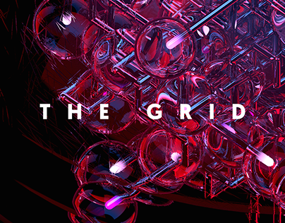 The Grid | Modo assembly | Images from the development