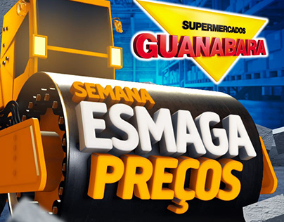 Esmaga preço - Guanabara