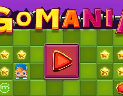 Gomania - Game design and Game art