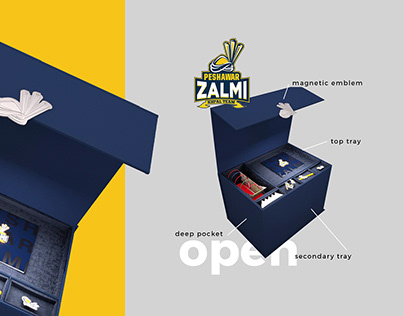 Peshawar Zalmi - Corporate Gift Box