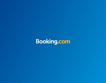 UI / UX Design - Booking.com