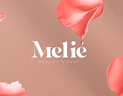 Melié Beauty & Care - Branding