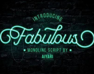 Fabulous by Aiyari
