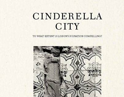 Architectural Dissertation : Cinderella City