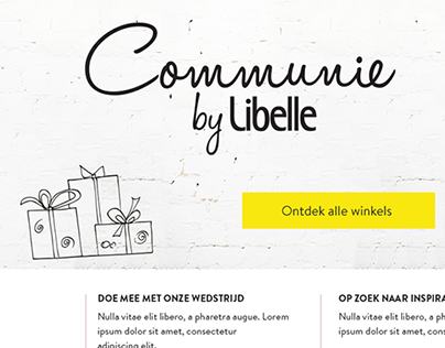 Communie by Libelle