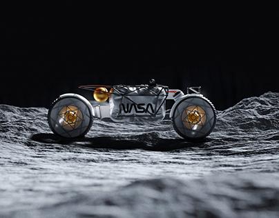 NASA motorcycle
