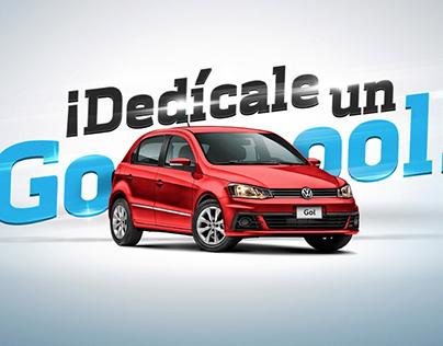 Campaña promocional para Volkswagen Bepensa.