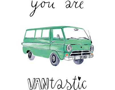 you are VANtastic