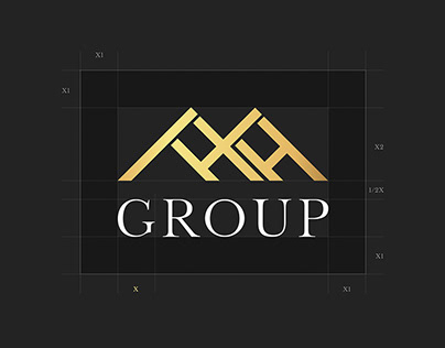 Logo Design: HH GROUP