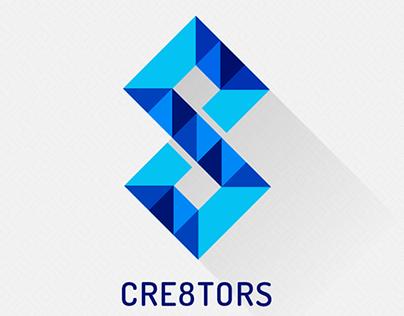 cre8tors   brand Logo