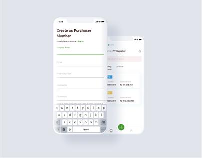 Komodo Cash - Auction App