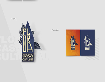 Brand Concept (logo + Styles Guide)