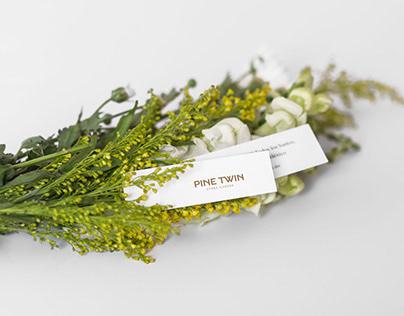 Pine Twin Store Garden - Branding