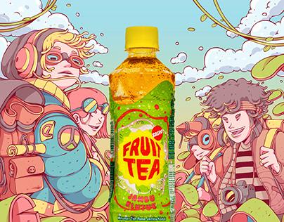 Guava Adventure - FRUIT TEA