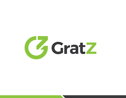 GratZ logo design