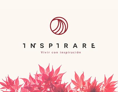 Inspirare Brand+Website