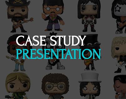 Funko Pops Case Study