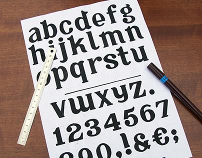 Barking Typography
