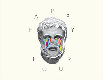 Happy Hour - Wine Packaging