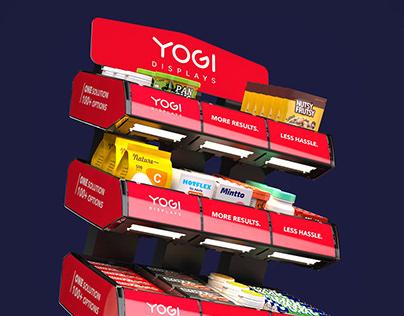 Yogi Impulse / Modular displays