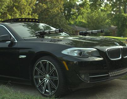 BMW VFX Shot
