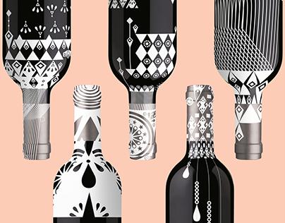 Design Revisit: Liquor Bottle Patterns