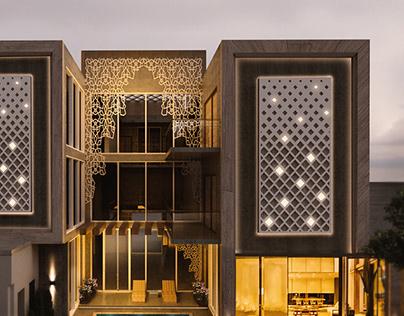 Luxury Villa //Rhiyad KSA