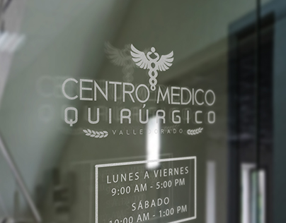 CENTRO MEDICO ©   GRAPHIC DESIGN