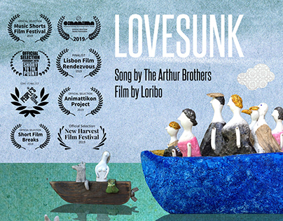 Lovesunk / The Arthur Brothers / Official Video