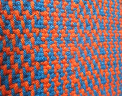 Woven structure Color & weave effect
