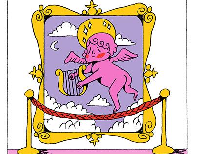 Cupid comic