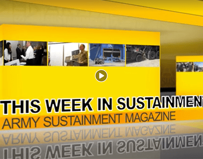 Motion Graphic - Army Sustainment Magazine
