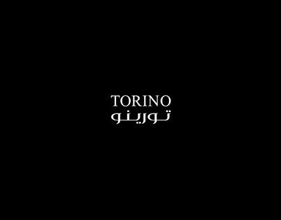 Torino - logo & Brand identity