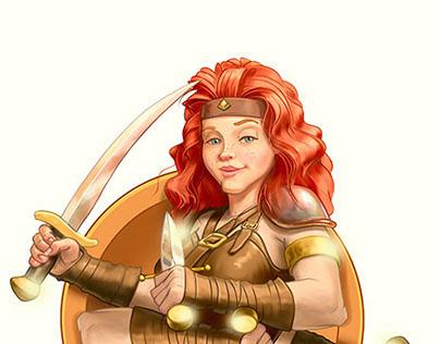 Dragonwood - A Game of Dice & Daring