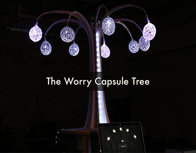 Worry Capsule Tree