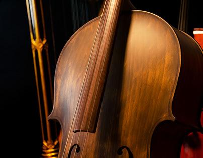 Cello ou Violoncelo