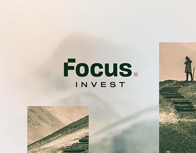 Focus. Invest