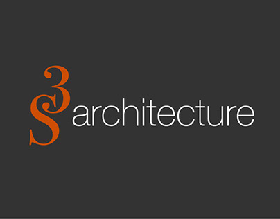 S3 Architecture logo, branding and website
