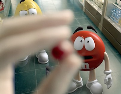 """""""M&M's"""" storyboards"""
