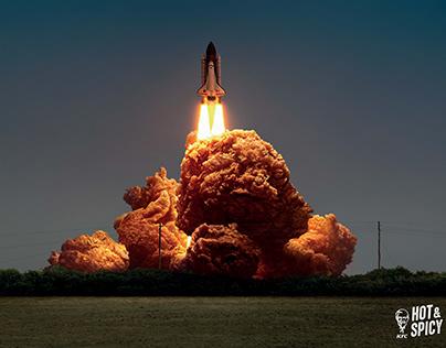 KFC Hot & Spicy