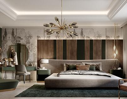 Century 21 Bedroom