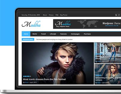 Madiha - Blog News Magazine