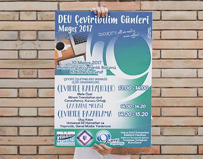 Poster - Çeviribilim Günleri