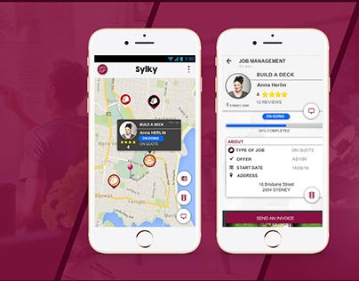 On Demand Service Provider App