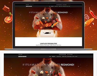 Promo site Multicooker_UK
