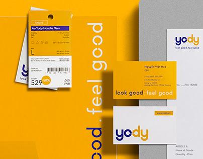 Yody - Revitalize a fashion brand