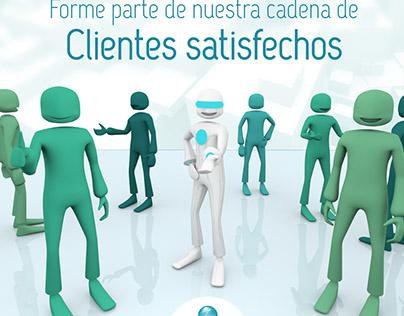 Zoha Microsystems (Design + Social Media #2)