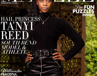 Maelle Kids Magazine (Black Edition 1)