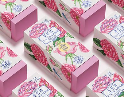 喜鹊新作|一款包装破解凌晨2:00的玫瑰花语