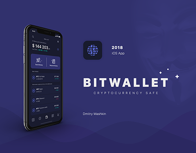 Bitwallet — iOS App for Cryptocurrency World